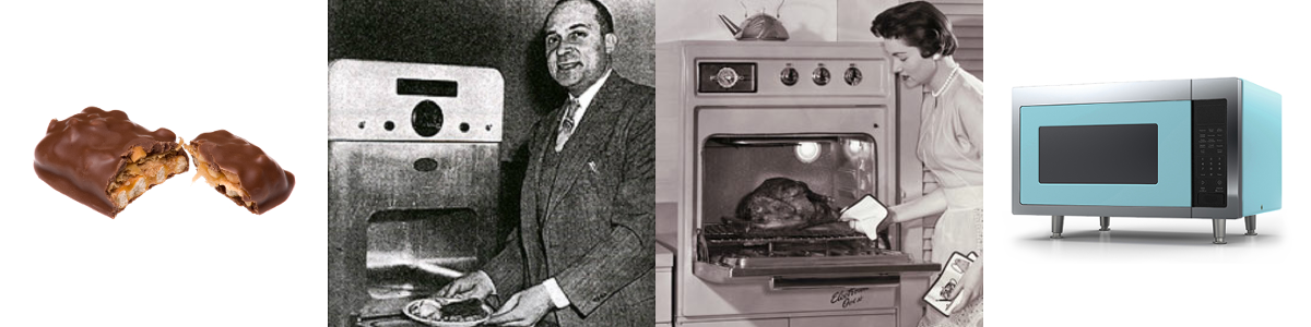 The history of microwave oven